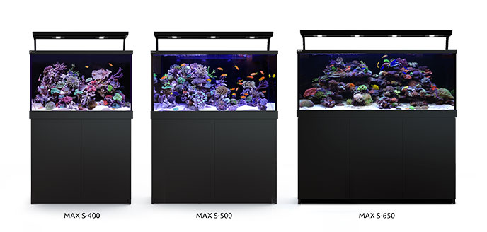 red sea max S series LED