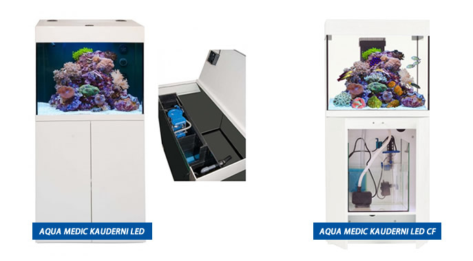 Aqua Medic Kauderni LED Aquariums