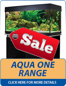 Aqua One Aquariums