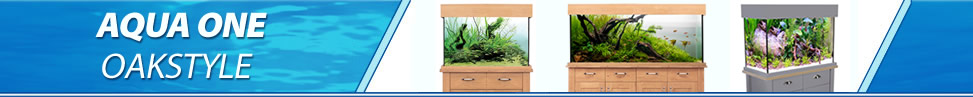 Aqua One OakStyle Aquariums